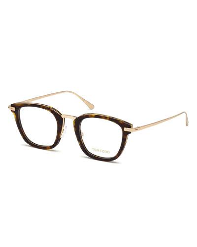 Plastic Logo Sunglasses