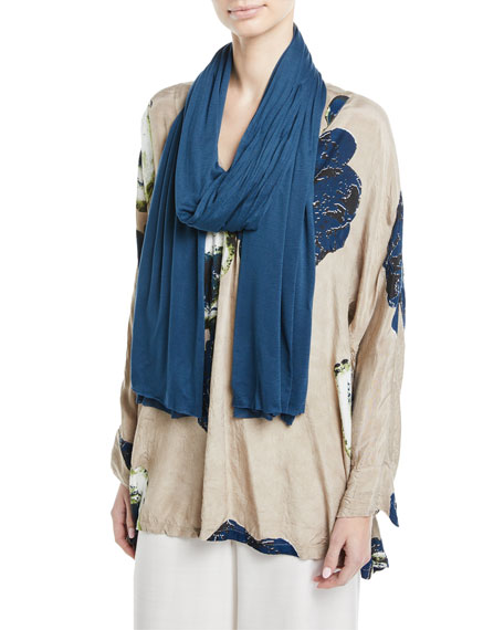 Amega Rectangle Jersey Scarf