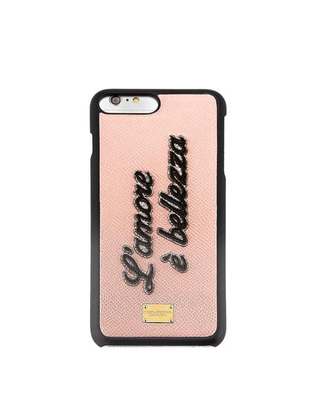 L'amore e Bellezza St. Dauphine Phone Case - iPhone 7/8 Plus