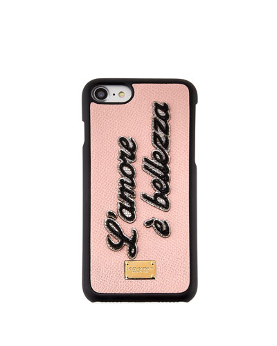 L'amore è Bellezza St. Dauphine Phone Case - iPhone 7/8
