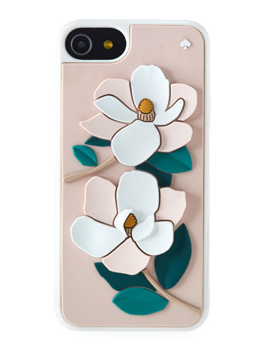 magnolia silicone iPhone® 7/8 case