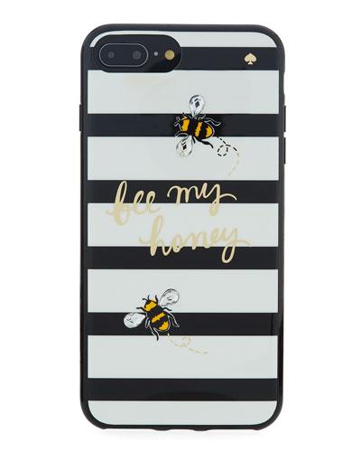 jeweled bee my honey iPhone® 7/8 Plus phone case