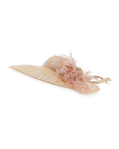 Annetta Straw Sun Hat