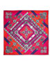 Hartley Double-Sided Silk Scarf