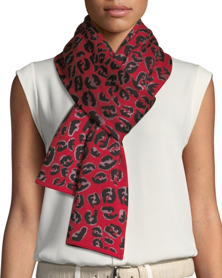 FF Splash Knit Scarf