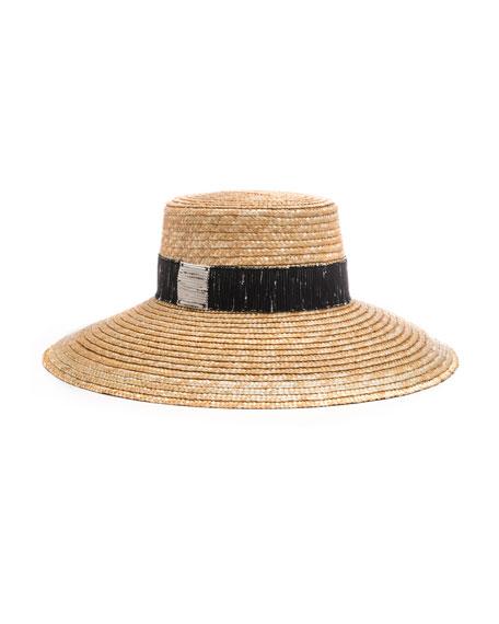 Annabelle Straw Sun Hat