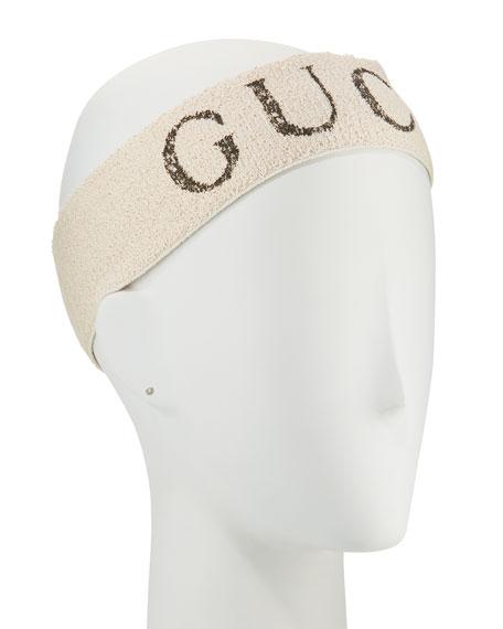 Vintage Logo Headband