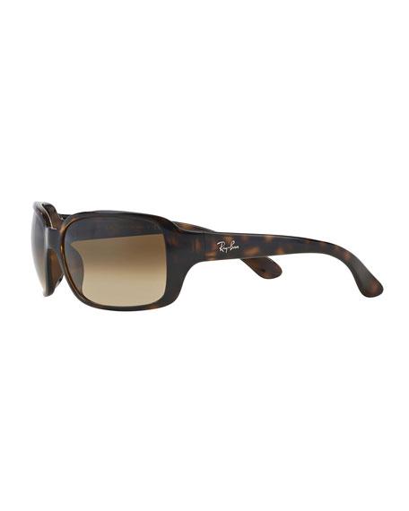 Ray-Ban Square Gradient Propionate Sunglasses