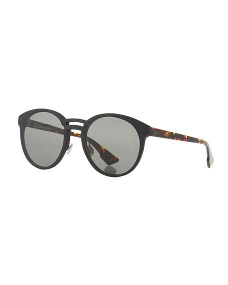 Dior DiorOnde1 Round Acetate Sunglasses