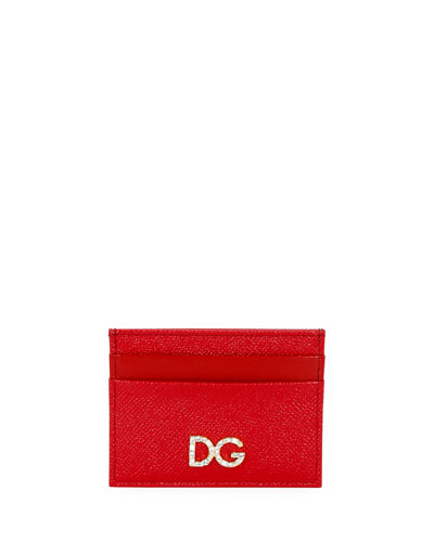 St. Dauphine Crystal-DG Card Case