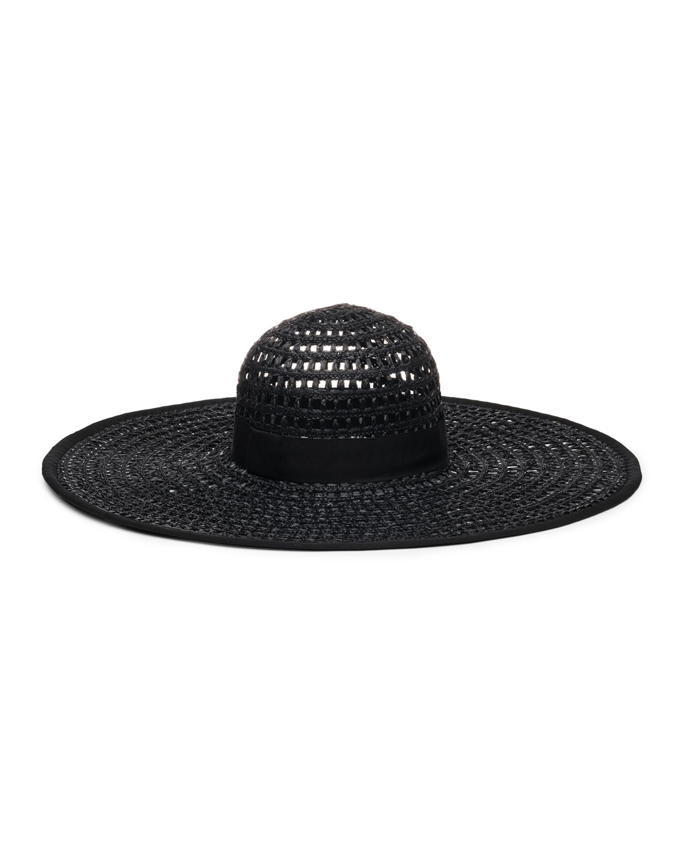 Eugenia Kim Sunny Vented Straw Sun Hat  40faacc1b75