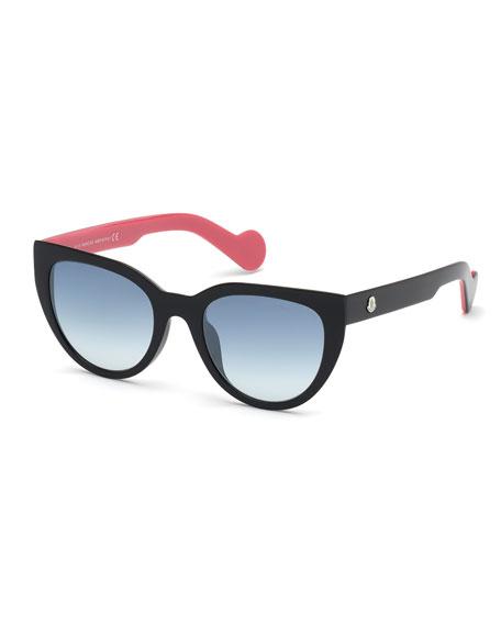 Moncler Square Gradient Sunglasses