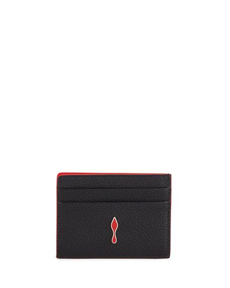 Christian Louboutin Kios NV Empirespikes Card Case