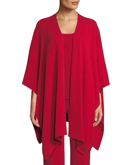 Neiman Marcus Cashmere Collection Cashmere Lounge Shawl