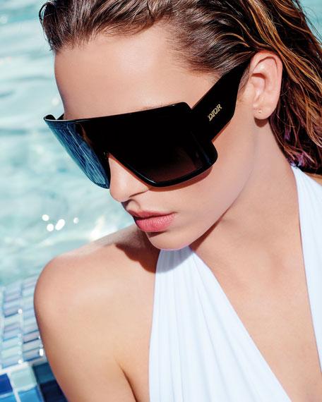 d4b43dbd15 Image 2 of 2  Dior Solight1 Gradient Shield Sunglasses