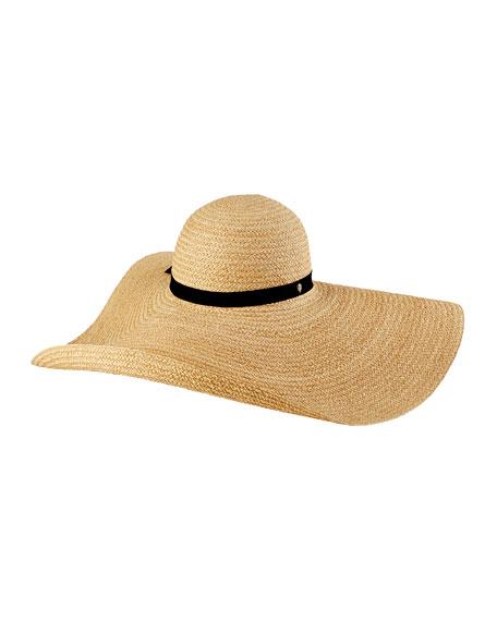 Helen Kaminski Hats GILLEN RAFFIA FLOPPY SUN HAT