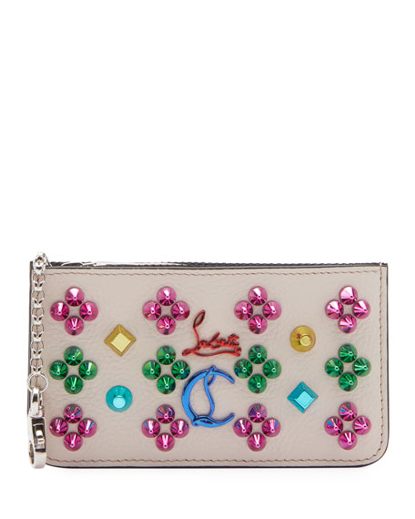Christian Louboutin Loubi In The Sky Card Case