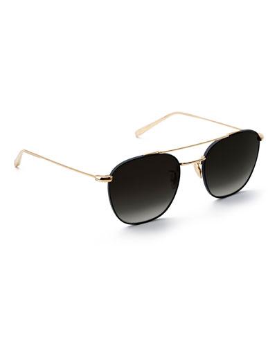 Earheart Aviator Sunglasses