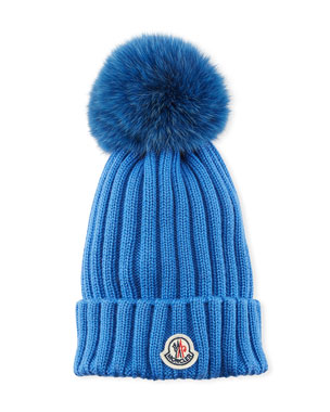 faf2dc4eca2 Moncler Beanie Hats   Accessories at Neiman Marcus