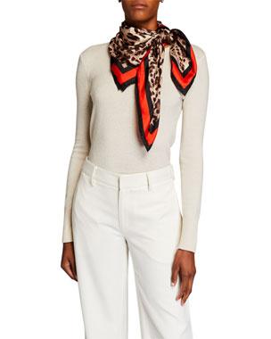9ba27de85d Designer Scarves & Wraps for Women at Neiman Marcus