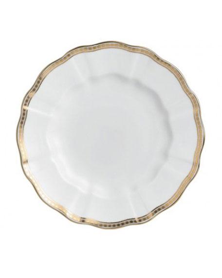 Royal Crown Derby Carlton Gold Dinner Plate