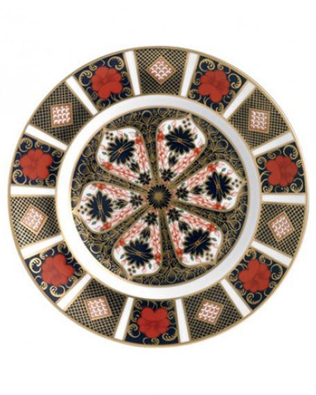 Royal Crown Derby Old Imari Dinner Plate