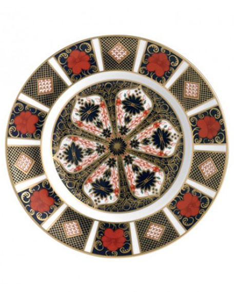 Royal Crown Derby Old Imari Bread & Butter