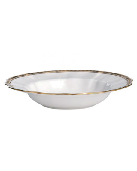Carrolton Gold Cereal Bowl