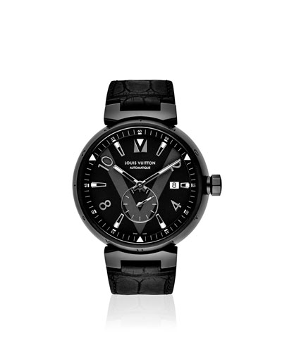 Clickable - TAMBOUR ALL BLACK 41.5 $5195.00