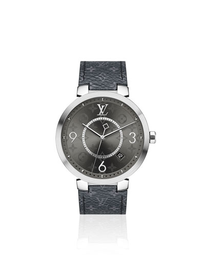 Clickable - TAMBOUR SLIM MONOGRAM ECLIPSE 39 $2930.00