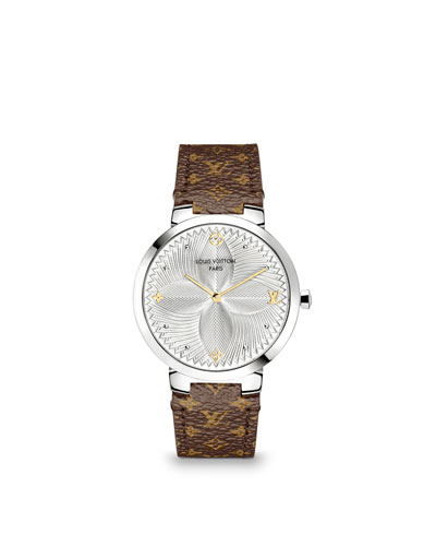 Clickable - TAMBOUR SLIM MONOGRAM FLOWER 33 $2690.00