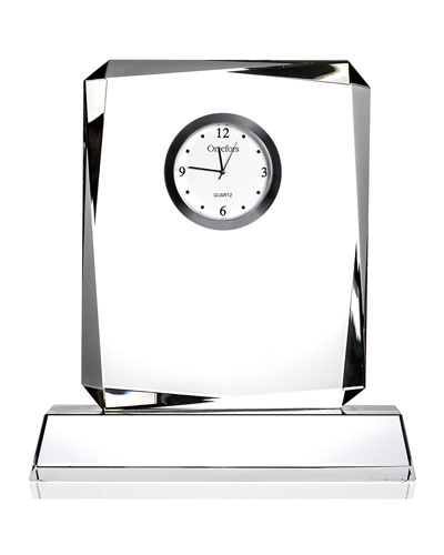 Vision Table Clock