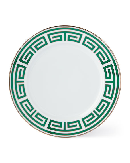 Richard Ginori 1735 Labirinto Green Dinner Plate