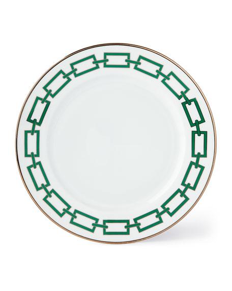 Cantene Green Dinner Plate