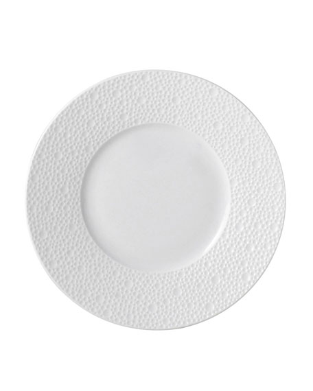 Ecume White Bread & Butter Plate