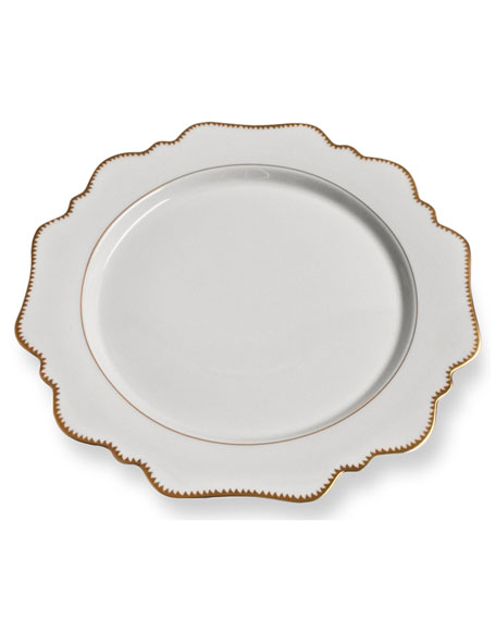 Simply Anna Antique Dinner Plate