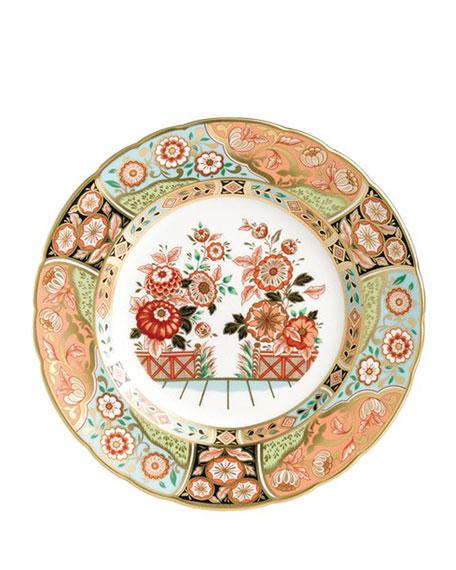 Regency Flowers Salad Plate