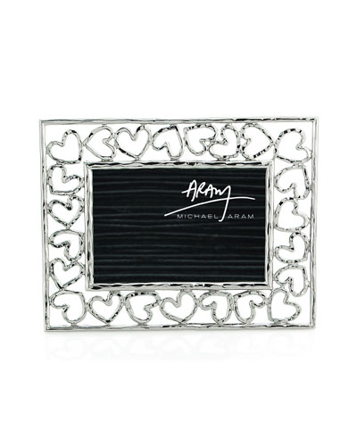 Heart Picture Frame  4 x 6