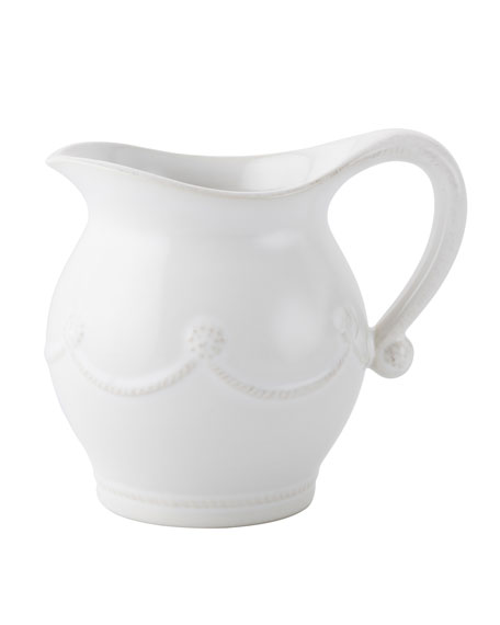 Berry & Thread White Creamer