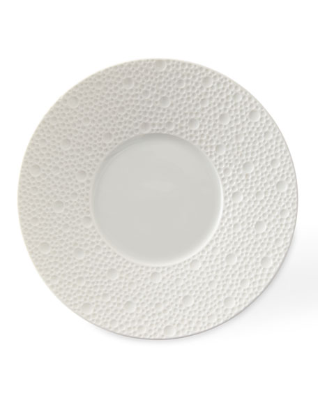 Bernardaud Ecume White Salad Plate and Matching Items