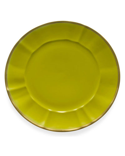 Celery Charger Plate