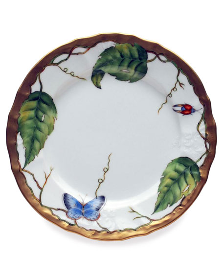 Anna Weatherly Ivy Garland Salad Plate