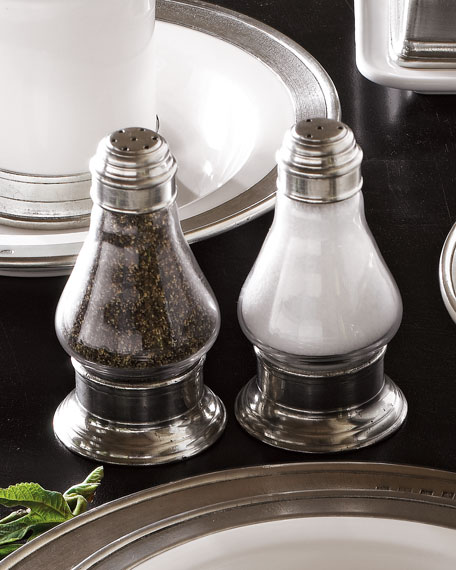 Siena Salt & Pepper Shakers