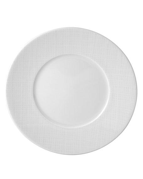 Organza Rim Salad Plate