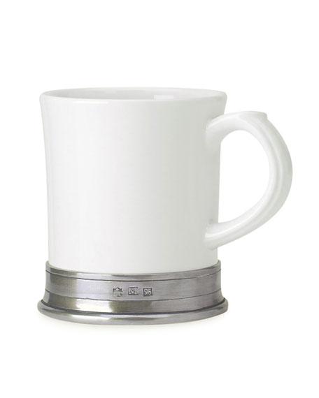 Match Convivio White Mug