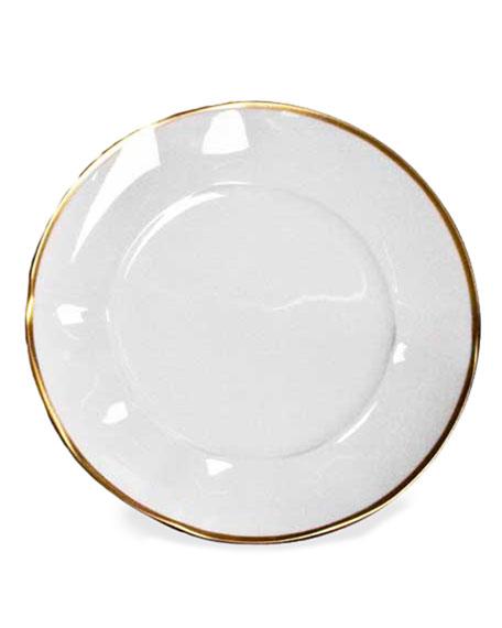 """Simply Elegant"" Salad Plate"