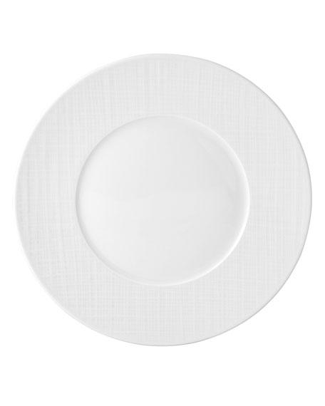 Organza Rim Dinner Plate