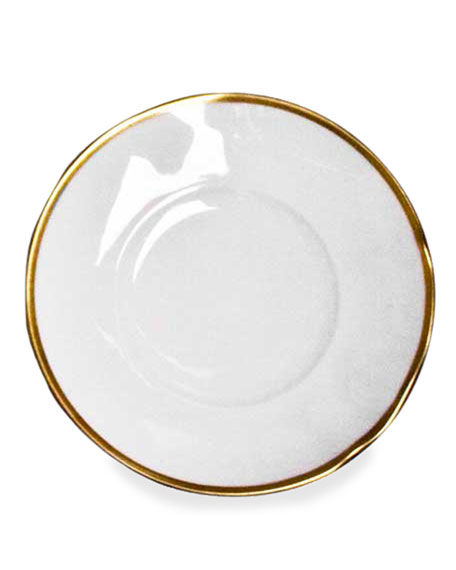 """Simply Elegant"" Bread & Butter Plate"