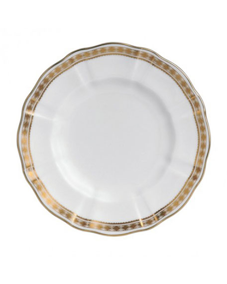 Carlton Gold Bread & Butter Plate
