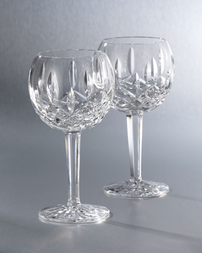 Glassware stemless wine glasses glassware sets neiman marcus - Wedgwood crystal wine glasses ...